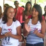 AcampInvictos 2013 - Ana e Lainy