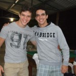 AcampInvictos 2010 - Marcell e Gabriel