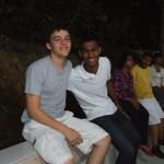 AcampInvictos 2012 - Irving e Johnny